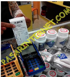 Sistem pembayaran bisa cash, Debit BCA/MANDIRI/BNI atau Kredit