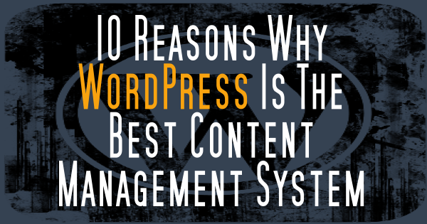10 Reasons Why #wordpress Is The Best Content Management System http://t.co/QDdBru9YB7  http://t.co/08dMNxQlP8