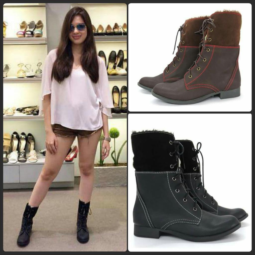 Gibi Shoes On Twitter U0026quot;Rocker Chic In A Pair Of Gibi Boots! Regram From @michelleevitoo U0026quot;Got My ...