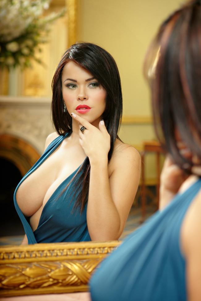 escort foto bañera