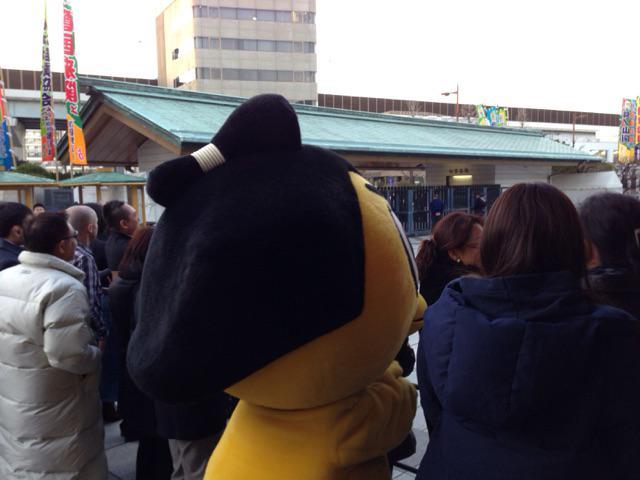 """天皇陛下をお出迎えしようと頑張る""""ひよの山""""。 #sumo http://t.co/r09EQpAmJd"""