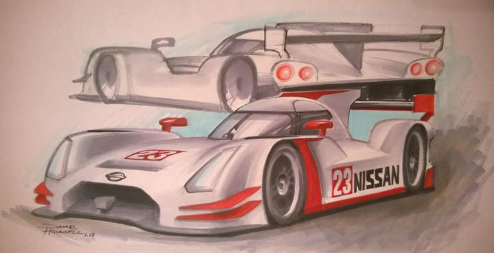Never mind grainy photos of 'something' at COTA, how about this from the very talented Dan Hounsell? http://t.co/5qz6cx0Uf5
