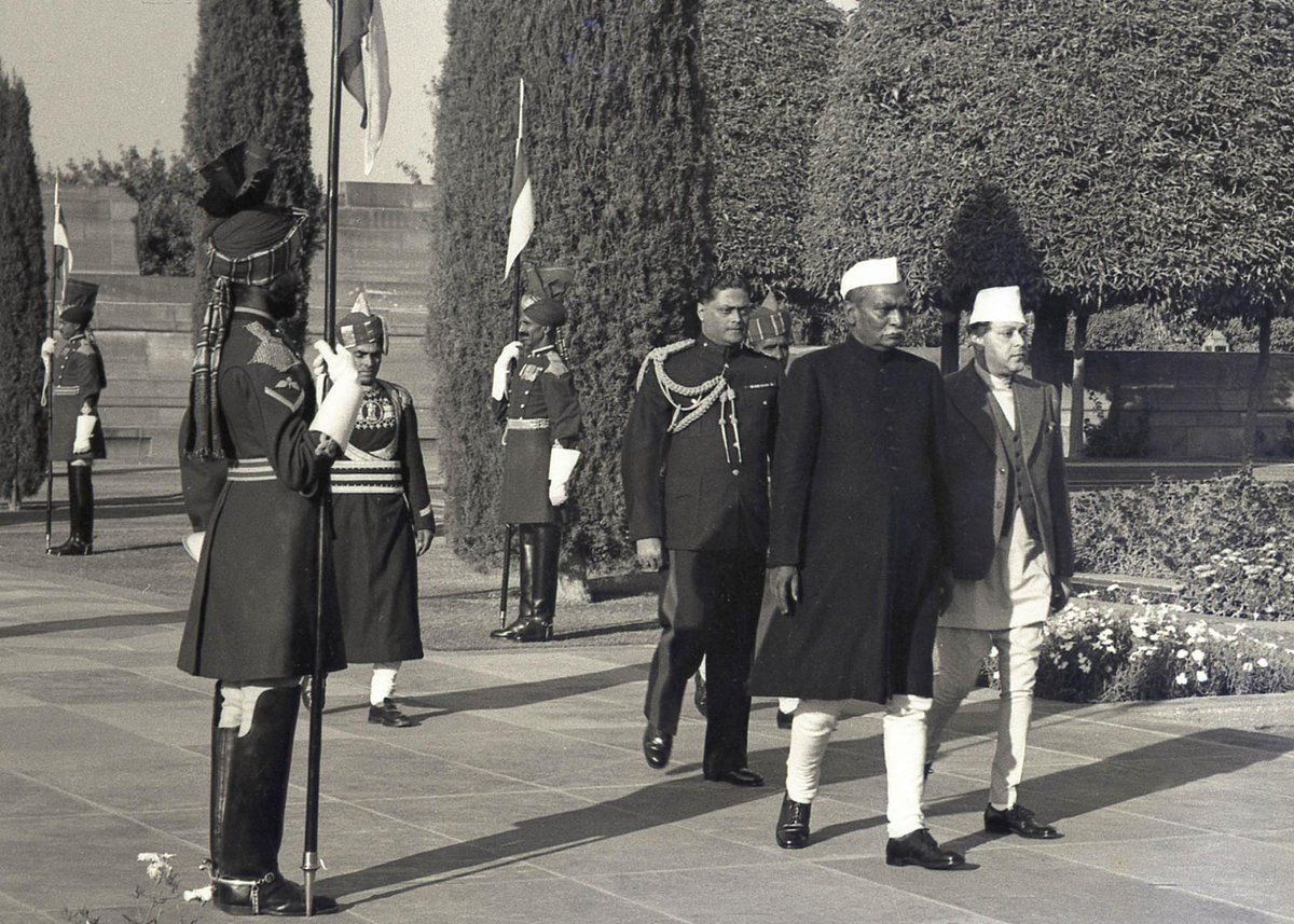 ... honour for the Republic Day in 1951 #26January http://t.co/piqaZUKolr