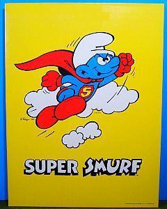 """Afbeeldingsresultaat voor supersmurf"""""""