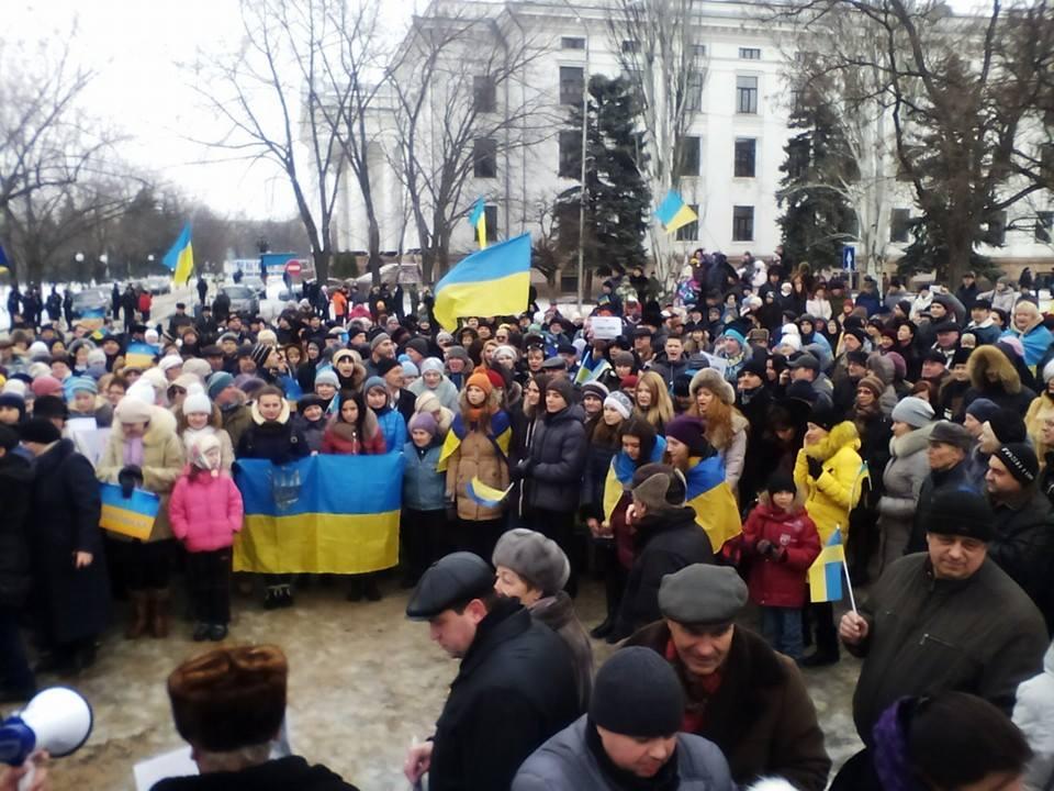 Мэры городов со всего мира выразили солидарность с украинским народом - Цензор.НЕТ 8856