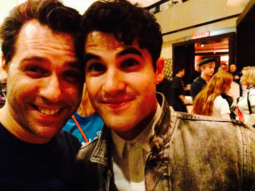 @DarrenCriss is one of the nicest guys. http://t.co/aQSYcyX0yS