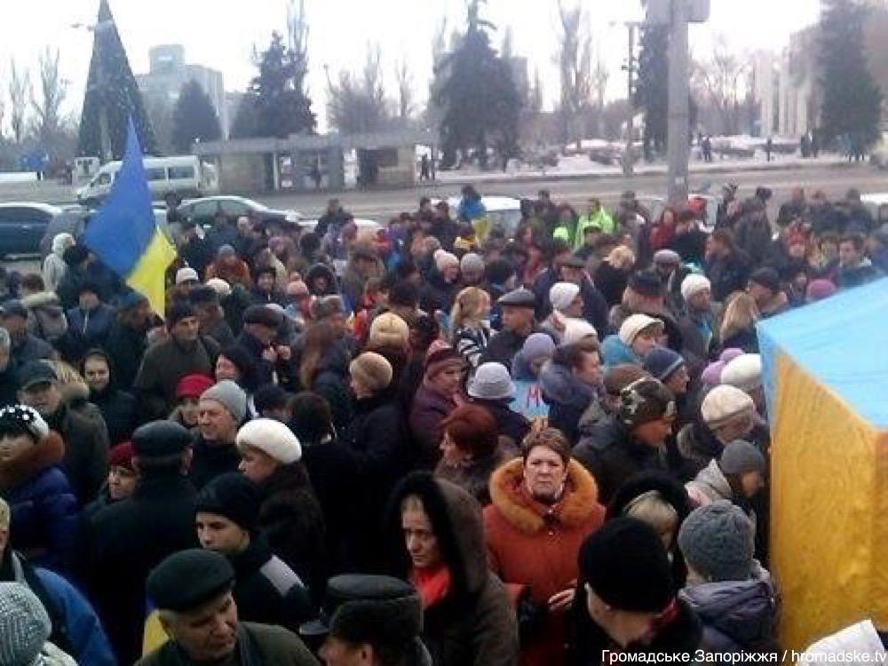 Мэры городов со всего мира выразили солидарность с украинским народом - Цензор.НЕТ 3300