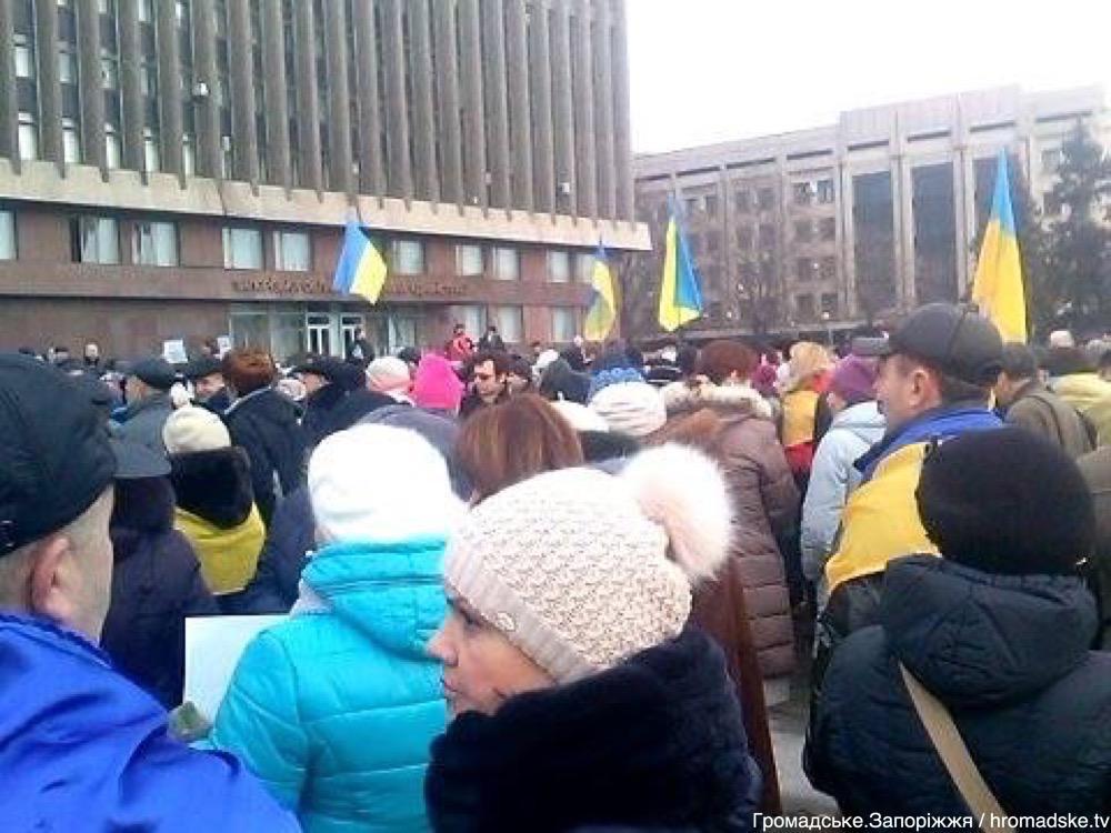Мэры городов со всего мира выразили солидарность с украинским народом - Цензор.НЕТ 4437