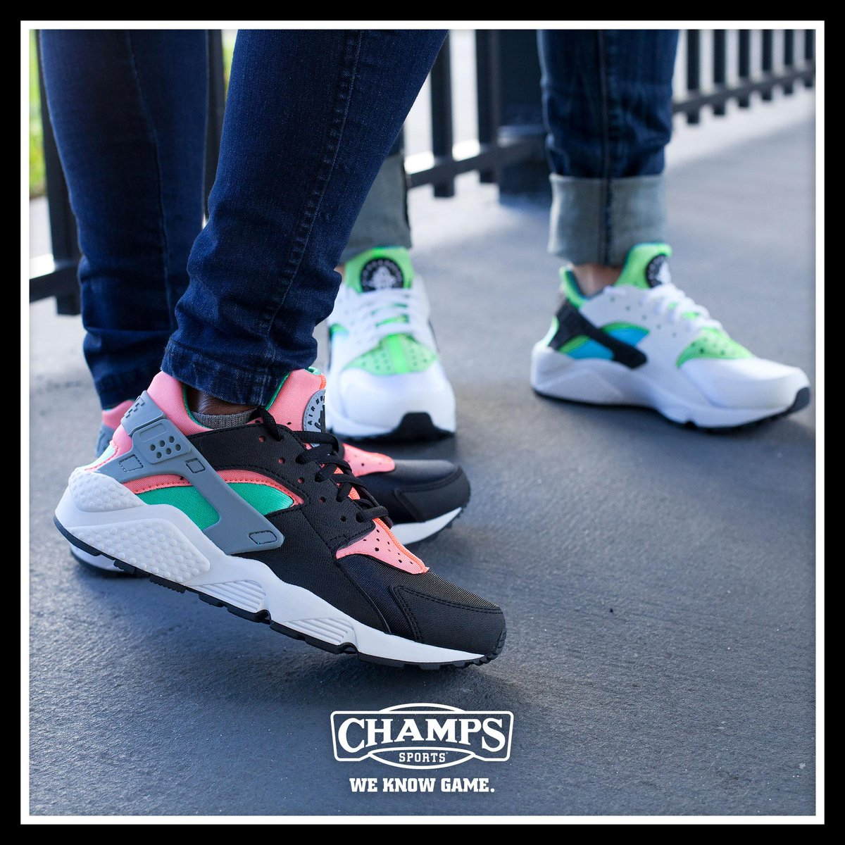 separation shoes 596d8 619f7 Champs Sports on Twitter: