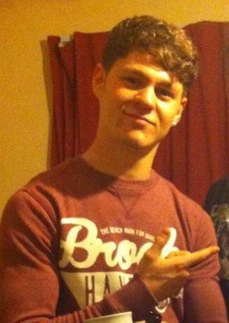 Need help - has anyone seen my son Kieran Hopkins? Last seen Friday night in  Basement 4:30am http://t.co/vba0fCpavM