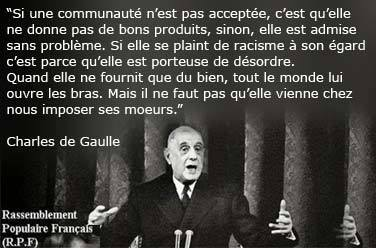 "Turbo Pont d'Arcole ن 🇫🇷 on Twitter: ""Charles de Gaulle ""Si une  II56"