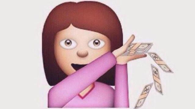 Spending Money on Food Like Spending Money on Food