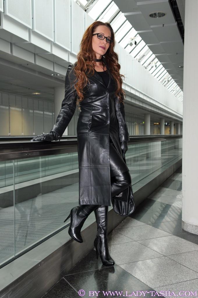 Tight Amp Shiny Leather On Twitter Quot Favourite Lady Tasha
