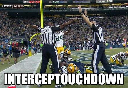 Image result for interceptouchdown