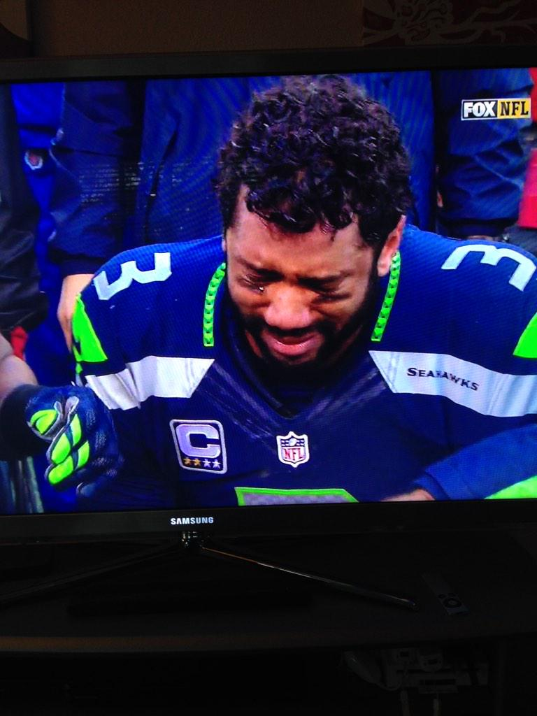 Tears of joy and shocked by grace! #Seahawks did not look they would deserve to win, but we will take it! http://t.co/gtbmXs1FYT