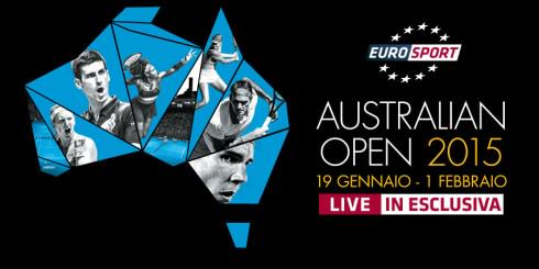 Australian Open: terzo turno in diretta tv streaming su Eurosport