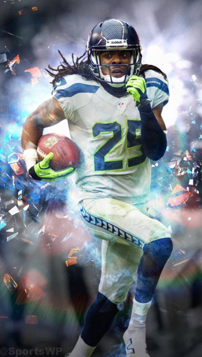 Sports Wallpapers On Twitter Richard Sherman Wallpaper Tco HYf51zSHE3