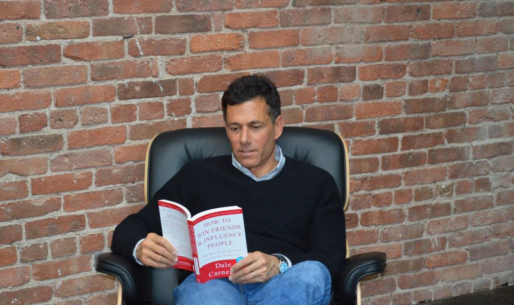 Here's what NBF board member @strausszelnick will be reading on Natl Readathon Day! What will you be reading? http://t.co/xUNwkyKy1R