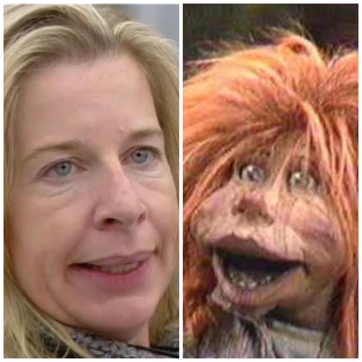 At last. I've figured out who Katie Hopkins reminds me of. A character from The Riddlers. #cbb http://t.co/KbGbdiH2u9