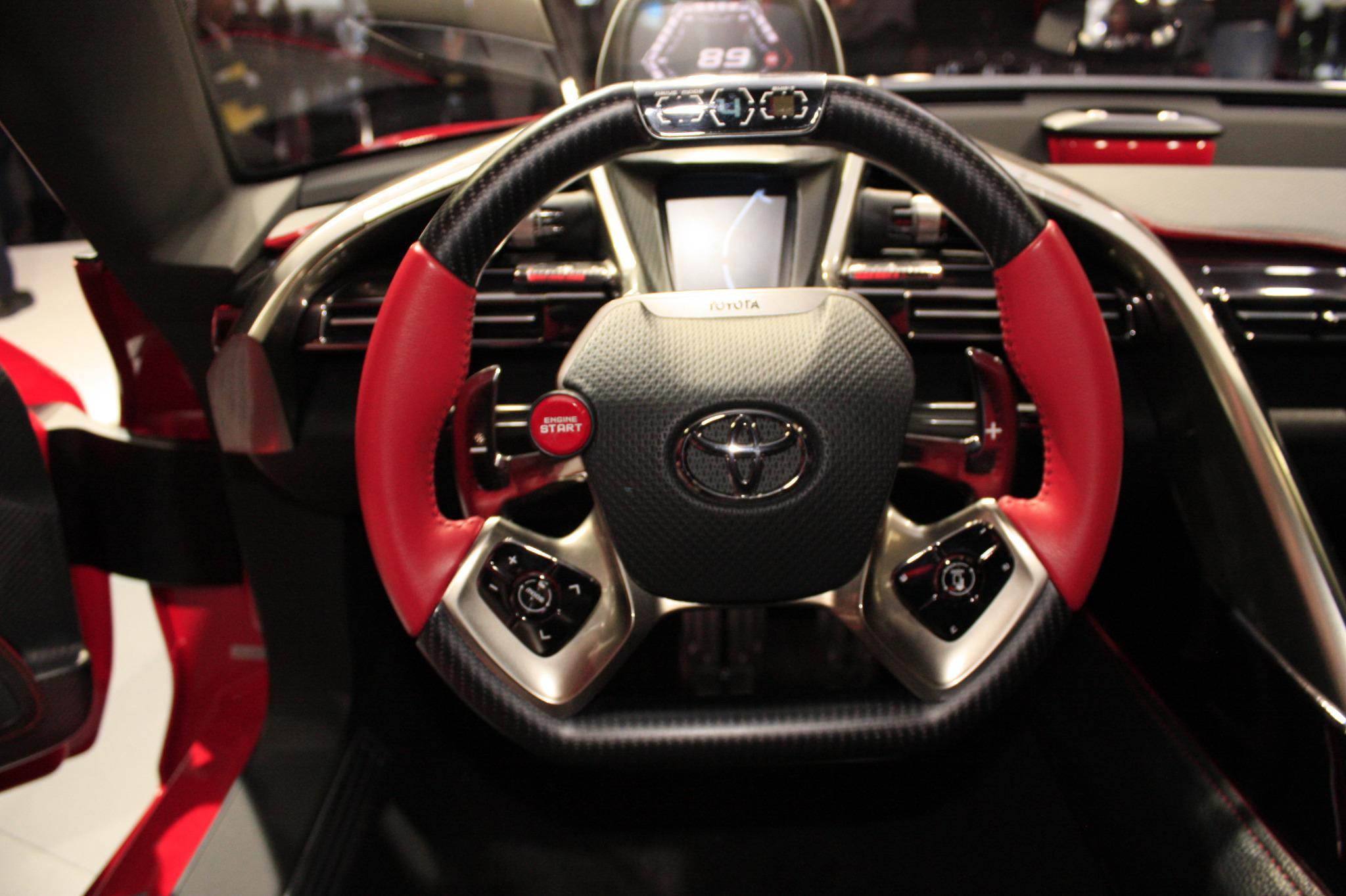 Toyota Supra FT1 (@2015ToyotaSupra)   Twitter
