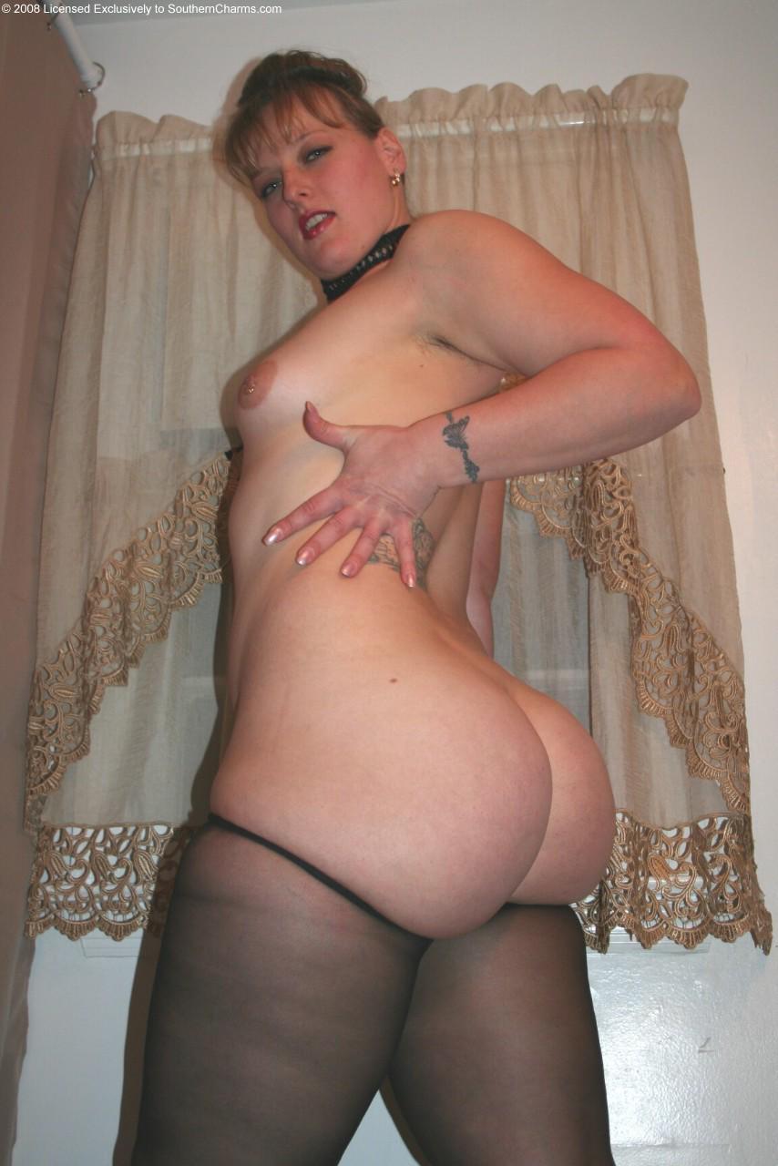 Big booty crystal bottoms