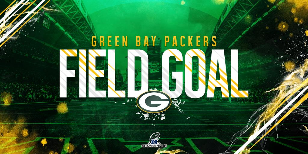 """packers: Crosby is good on 48-yd FG. #Packers lead 19-7 w/10:53 left in Q4. #GBvsSEA http://t.co/02VsUdrXvh"""