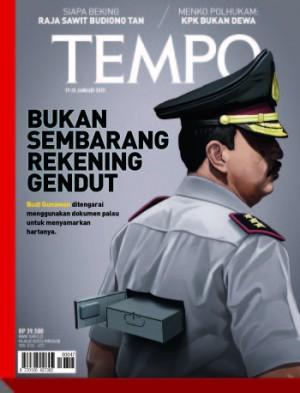"""TEMPO.CO on Twitter: """"""""Bukan Sembarang Rekening Gendut"""". Majalah TEMPO  minggu ini. http://t.co/SWtcqZQtEM http://t.co/NoZSmyQVLN"""""""