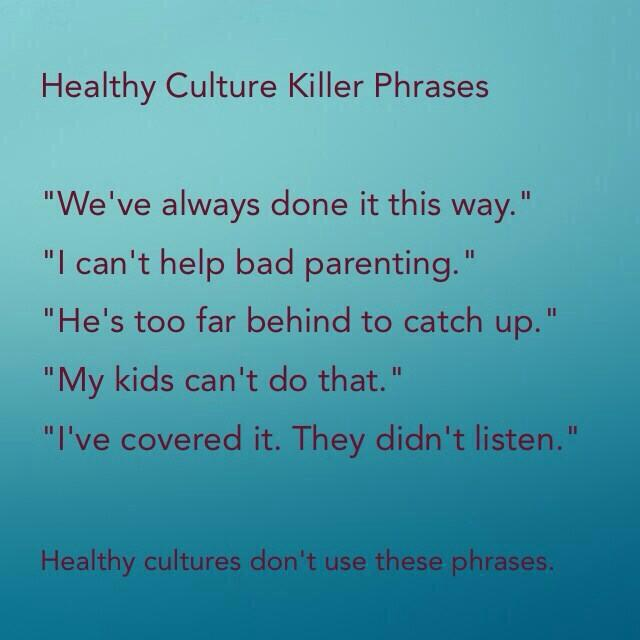 """Thumbnail for #IAedchat - """"Culture Killers"""""""