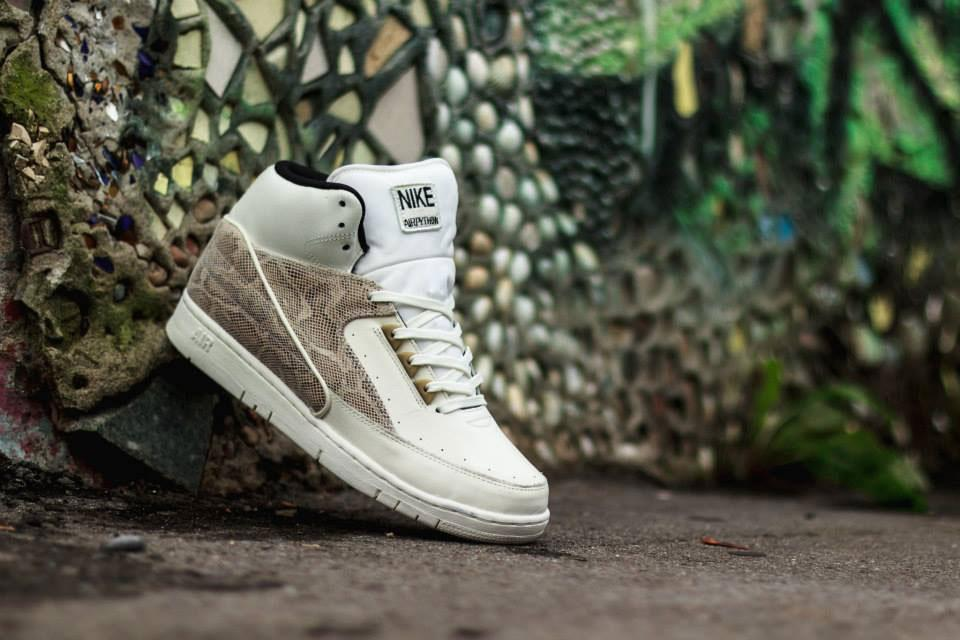 competitive price 4ff70 761ca check out the new nike air python sail black metallic gold sneakers here