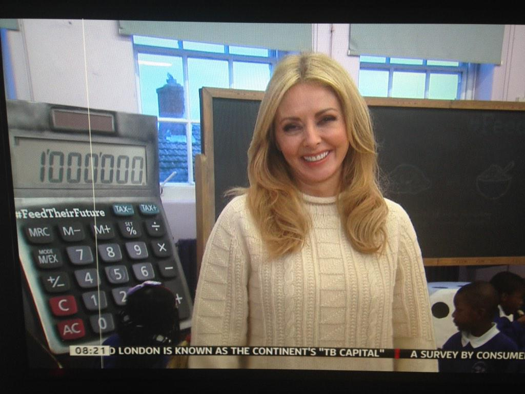 RT @SkyRonan: @carolvorders tells @EamonnHolmes why so many children are going to school hungry.... http://t.co/I8mT6tCCQS
