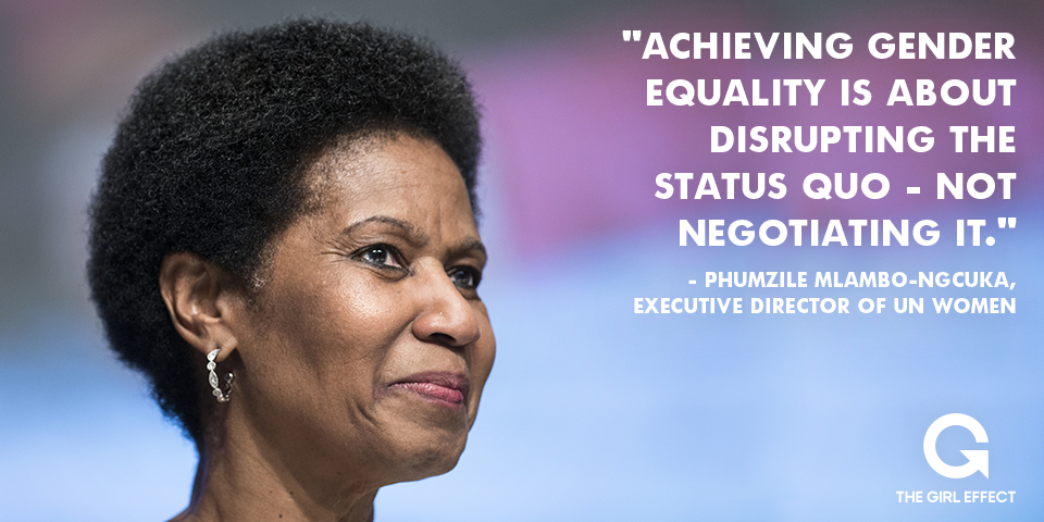 We couldn't agree more. #GirlEffect @UN_Women http://t.co/VC4ggXPyrm