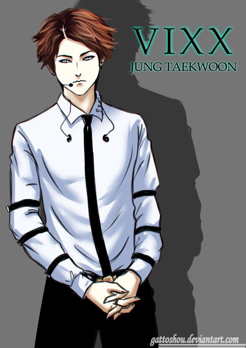 Gattoshou On Twitter Leo VIXX Fanart 3 Jungtaekwoon Leovixx Vixx Jungleo Kpop Anime Tco GYHblOcIiv