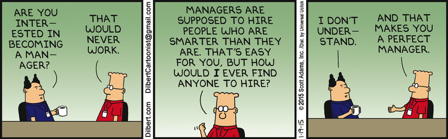 Dilbert at his very best. via @Dilbert_Daily #corpgov http://t.co/QxA5lyWk5G