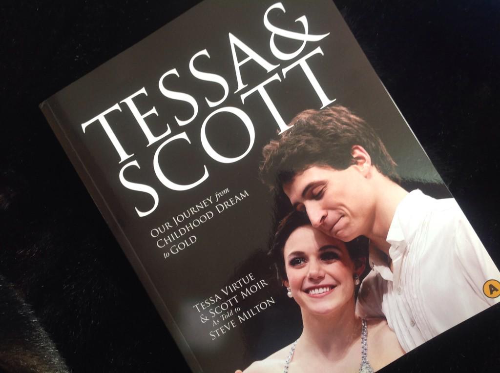 Тесса Виртью - Скотт Моир / Tessa VIRTUE - Scott MOIR CAN B7thXG_CcAE9IMV