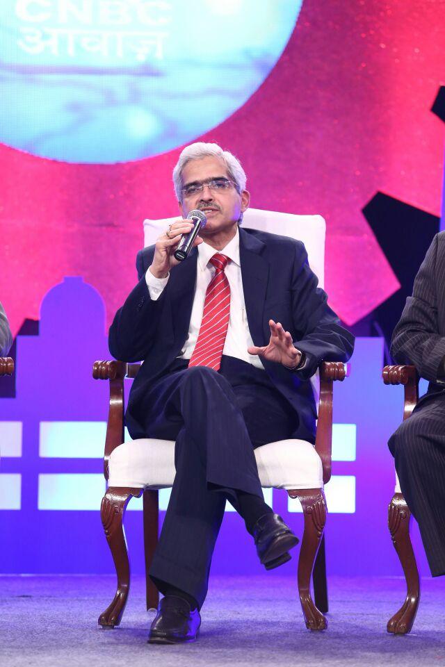"CNBC-AWAAZ on Twitter: ""Revenue Sec'y Shaktikanta Das discusses ..."