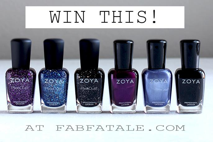 win this! i'm giving away the @ZoyaNailPolish winter wishes collection, today at http://t.co/2mRSeGK69m #ManiMonday http://t.co/XnHnzlYlIw