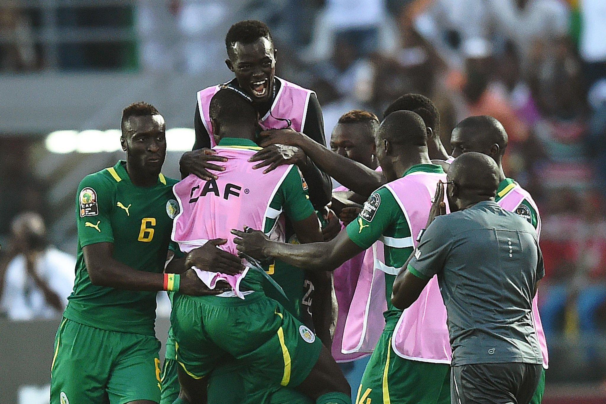 Lamine Sané et Henri Saivet vainqueurs face au Ghana