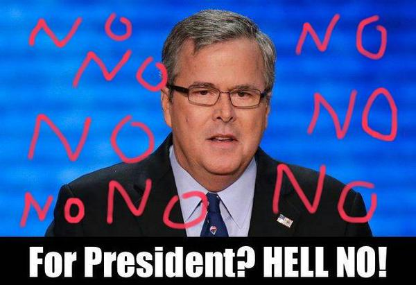 Is Mitt Romney running again because he hates the Bush family?