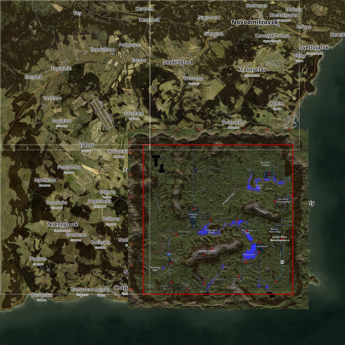 dayz map size - Ayla.quiztrivia.co