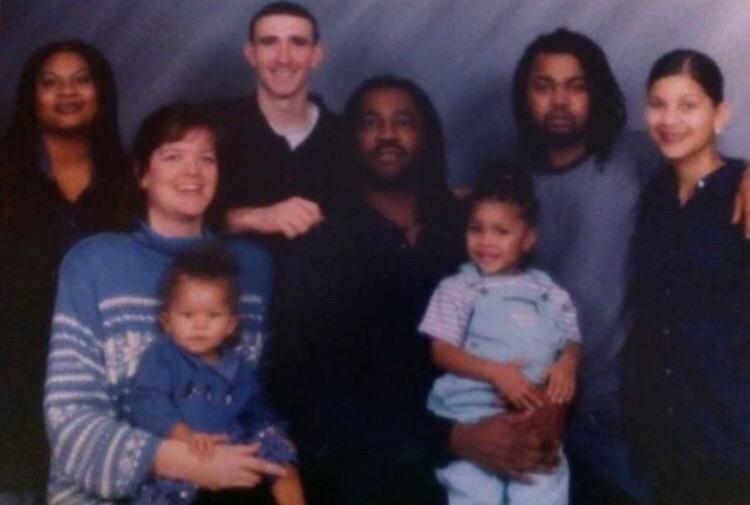 Zendaya family