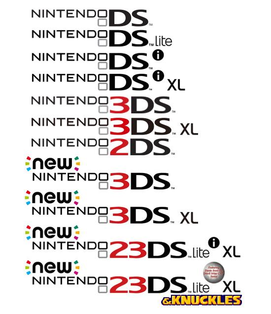 "tiny cartridge on twitter: ""evolution of the nintendo ds/3ds/23ds"