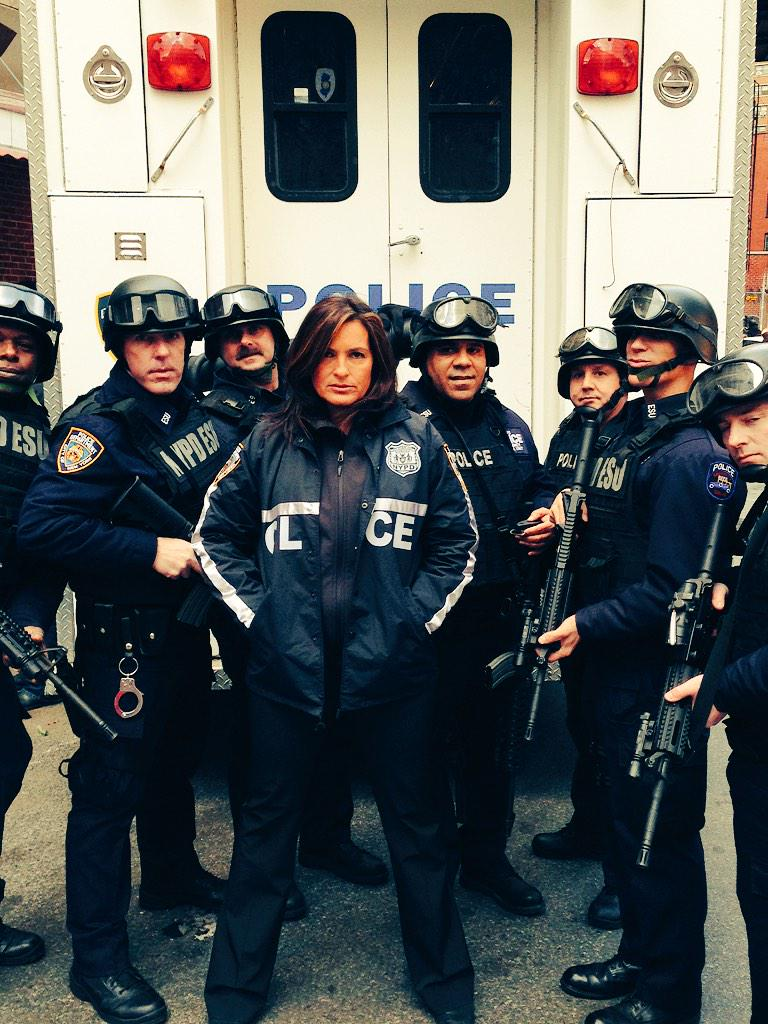 Mariska Hargitay on Twitter: