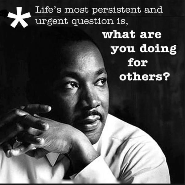 Mentor On Twitter Inspiring Quote By Dr Martin Luther King Jr