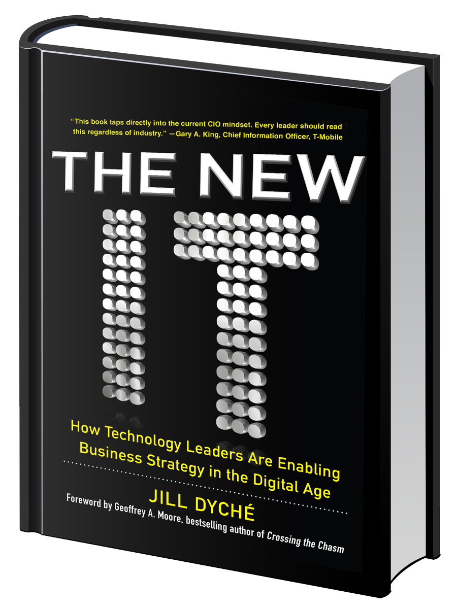 The New IT: Enabling Business Strategy in the Digital Age (McGraw-Hill) is out: http://t.co/PwzHIRKPaV! #TheNewIT http://t.co/Tfi8jbGJWP