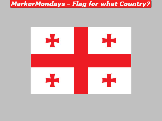 FlagTrivia? Answer: http://t.co/lhbFTO4UNr - Follow for Daily #Geography #Trivia #sschat http://t.co/nuFxbx5sEz