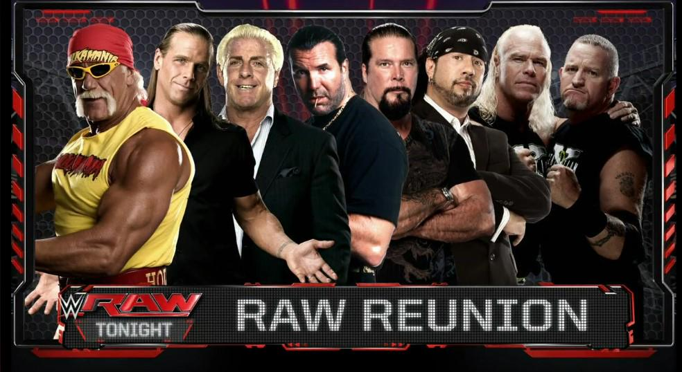 """Wcw Bogus Sting: WWE On Twitter: """"The 1,130th Episode Of @WWE #RAW Is LIVE"""