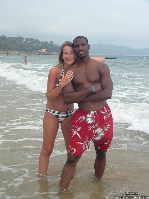 Interracial Vacation On Twitter -2161