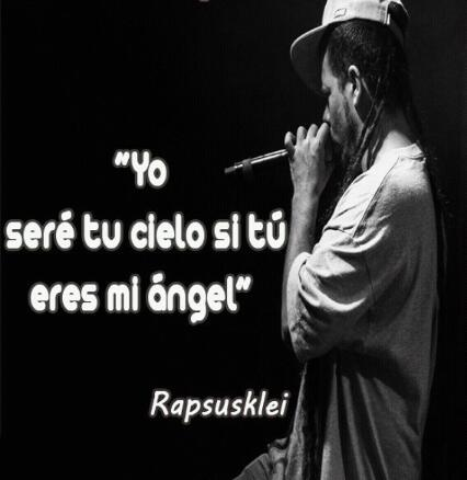 Uživatel Frases Rap Na Twitteru Yo Sere Tu Cielo Si