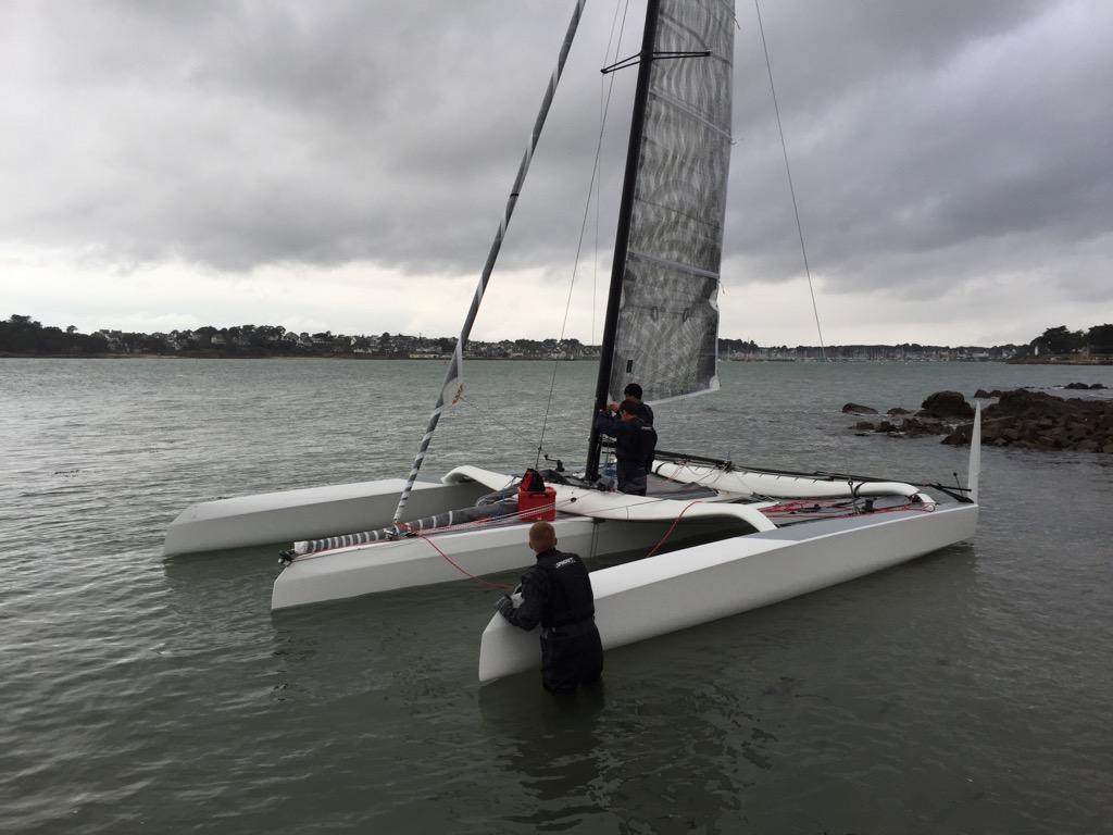 Catamaran Racing (@cat...