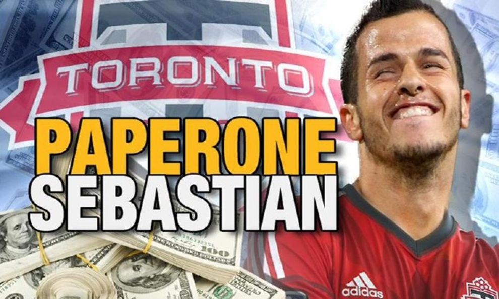 Sebastian Giovinco guadagnera' 10 milioni di dollari a stagione per 4 anni